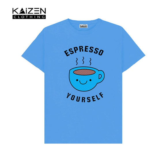 Espresso Your Self Summer T-shirt