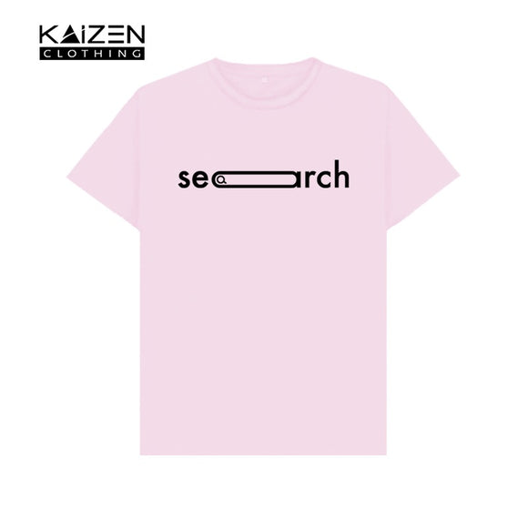 Search Logo T-shirt