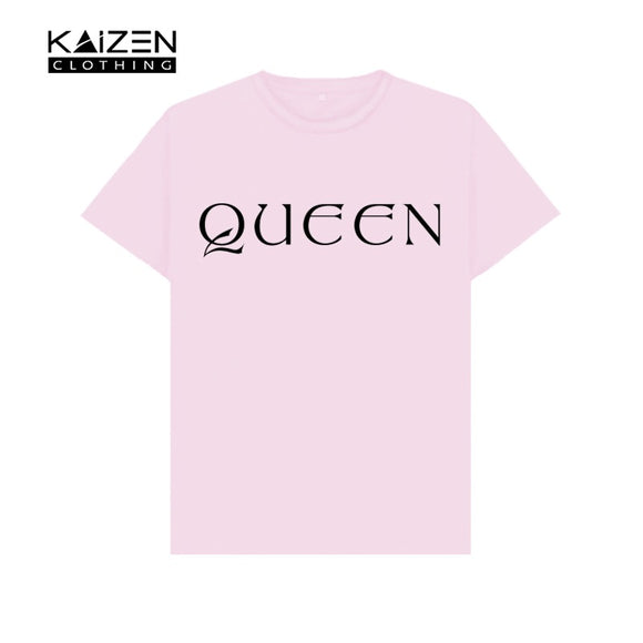 Queen Printed T-shirt