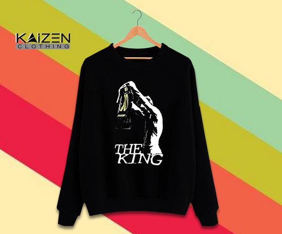 The King Sweatshirt