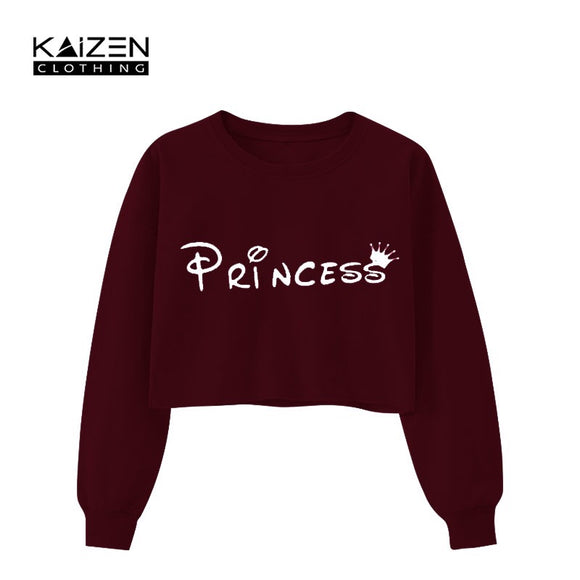 Princess Crop Top