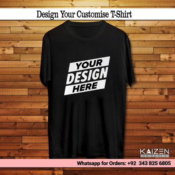 Customise T Shirt