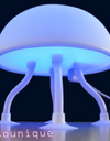 Moon Jellyfish Night Light