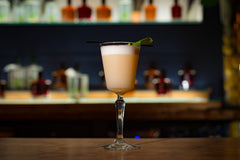 The Duke Gin Sour Cocktail