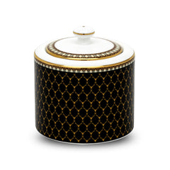 Halcyon Days Black Sugar Pot
