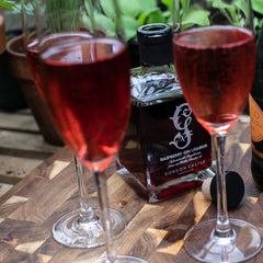 Gordon Castle Raspberry Gin Liqueur