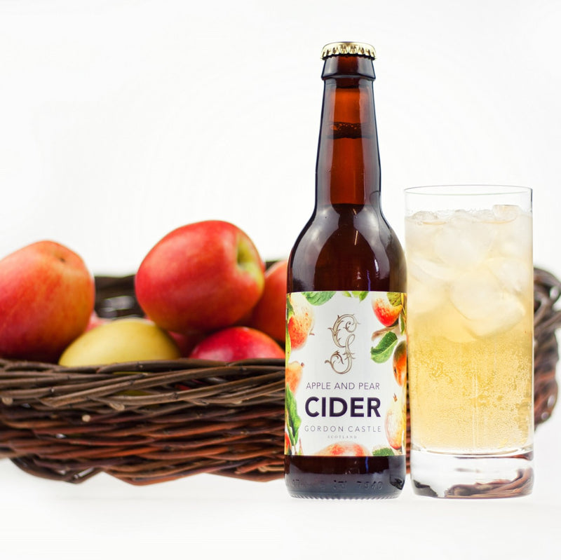 Apple and Pear Cider Trio Set