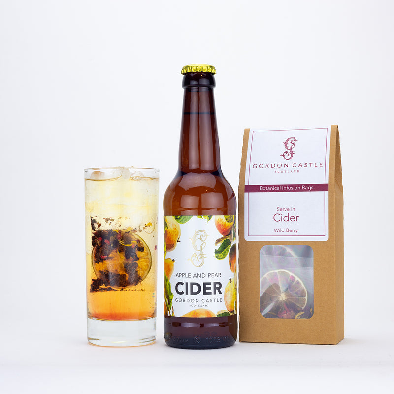 Wild Berry Infusion Bags for Cider