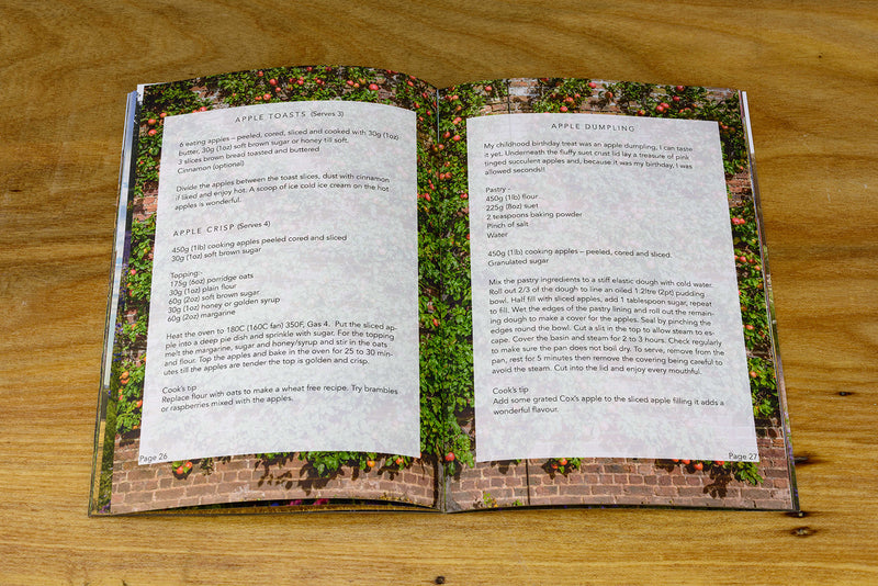 Recipe Book - Recipes from our Walled Garden
