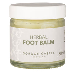 Gordon Castle Scotland Herbal Foot Balm