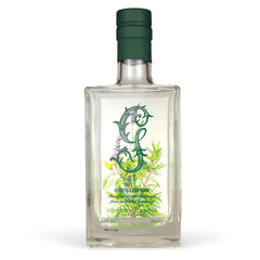 Gordon Castle Scotland Botanical Gin Bottle