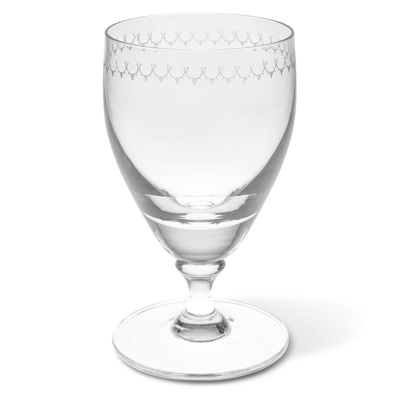 Engraved White Wine Glass | Set of 6