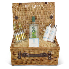 Gordon Castle Scotland Engraved Ultimate Relaxation Hamper