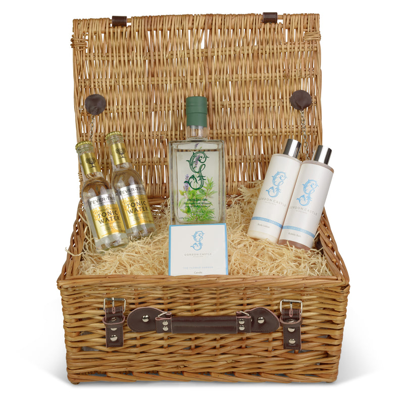 Gordon Castle Scotland Ultimate Relaxation Hamper