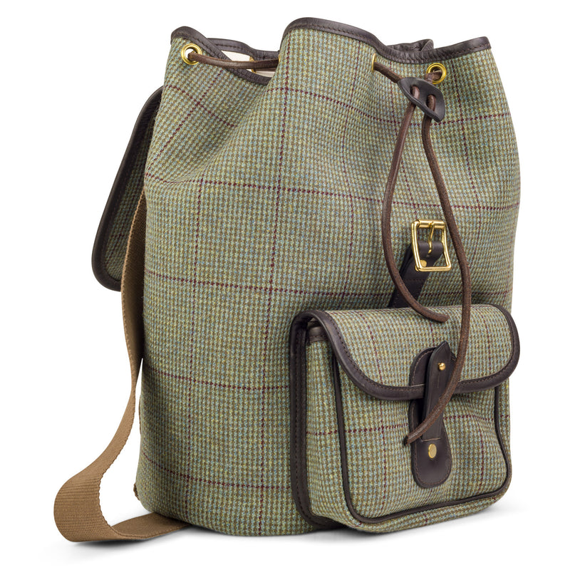 Gordon Castle Scotland Tweed Rucksack