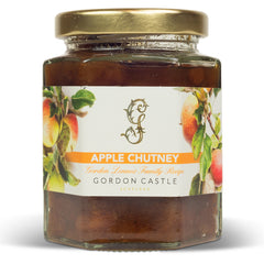 Gordon Castle Scotland Apple Chutney