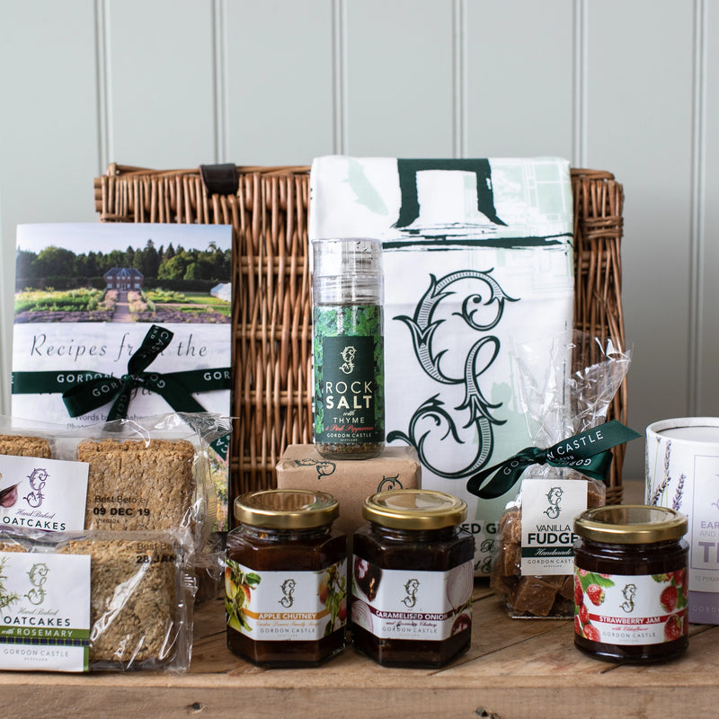 The Gordon Castle Feast Hamper