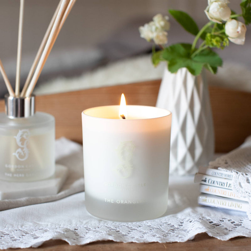 Gordon Castle Scotland The Orangery Scented Candle