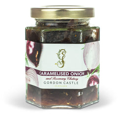 Gordon Castle Scotland Caramalised Onion Chutney