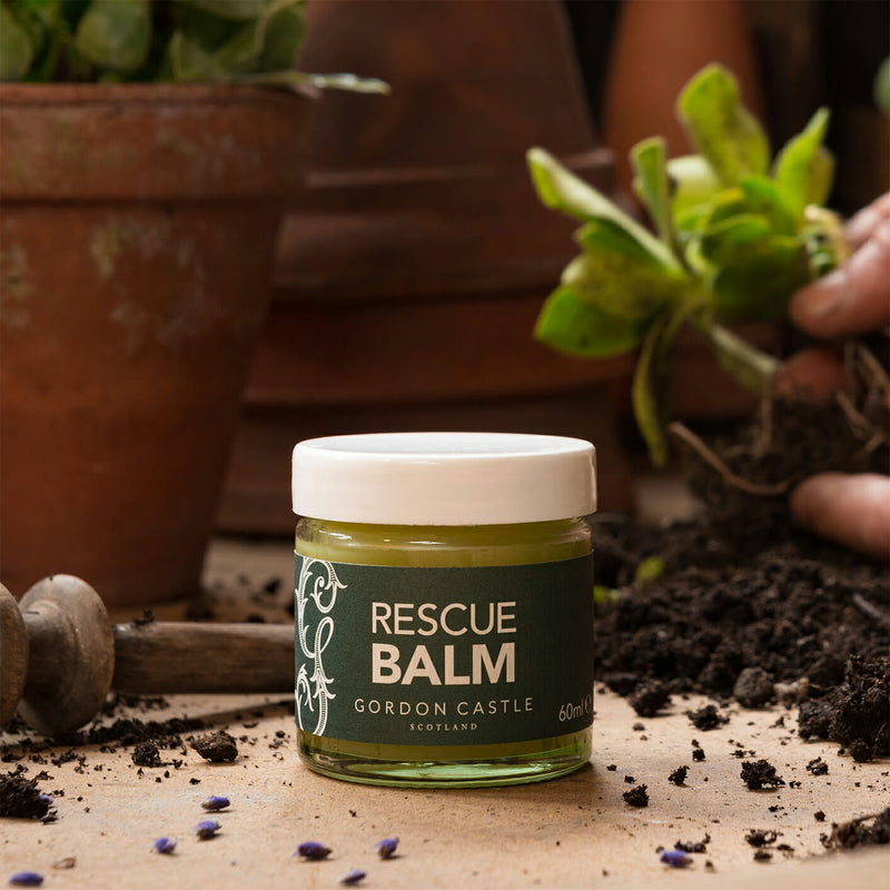 Gordon Castle Scotland Rescue Balm