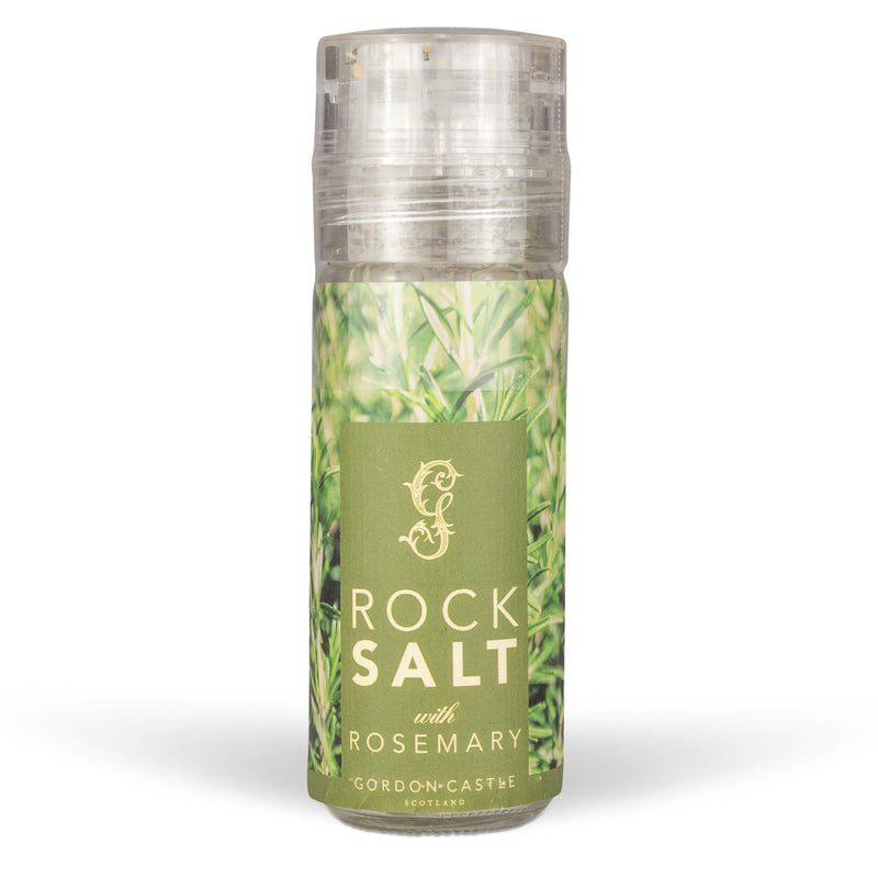 Gordon Castle Scotland Rock Salt with Rosemary