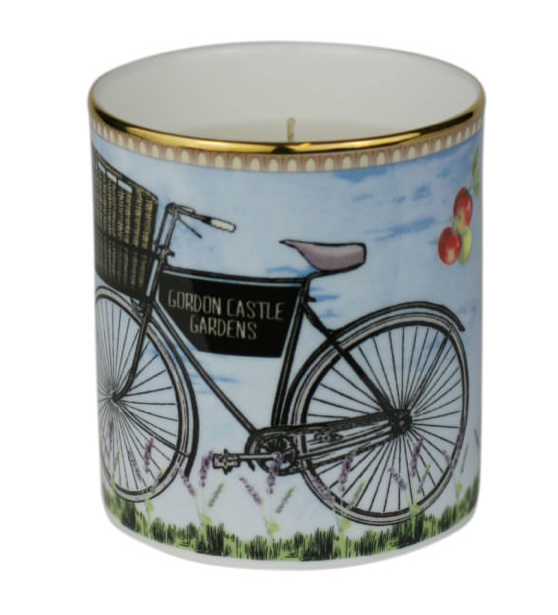 Gordon Castle Walled Garden Signature Candle