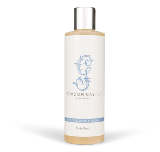 Gordon Castle Scotland The Flower Garden Body Wash