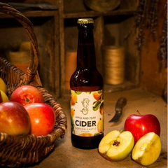 Gordon Castle Scotland Apple and Pear Cider