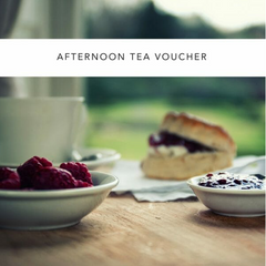 Gordon Castle Scotland Afternoon Tea Voucher