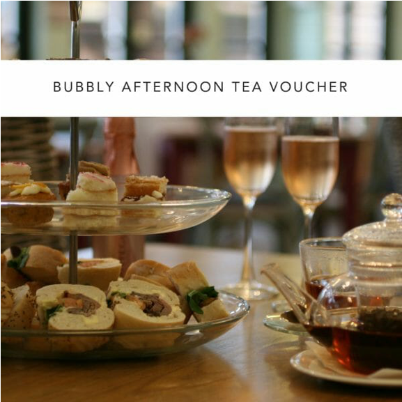 Gordon Castle Scotland Bubbly Afternoon Tea Voucher