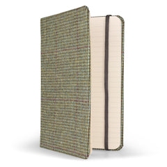 Gordon Castle Scotland Tweed Notebook