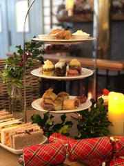 Christmas Afternoon Tea Voucher For One