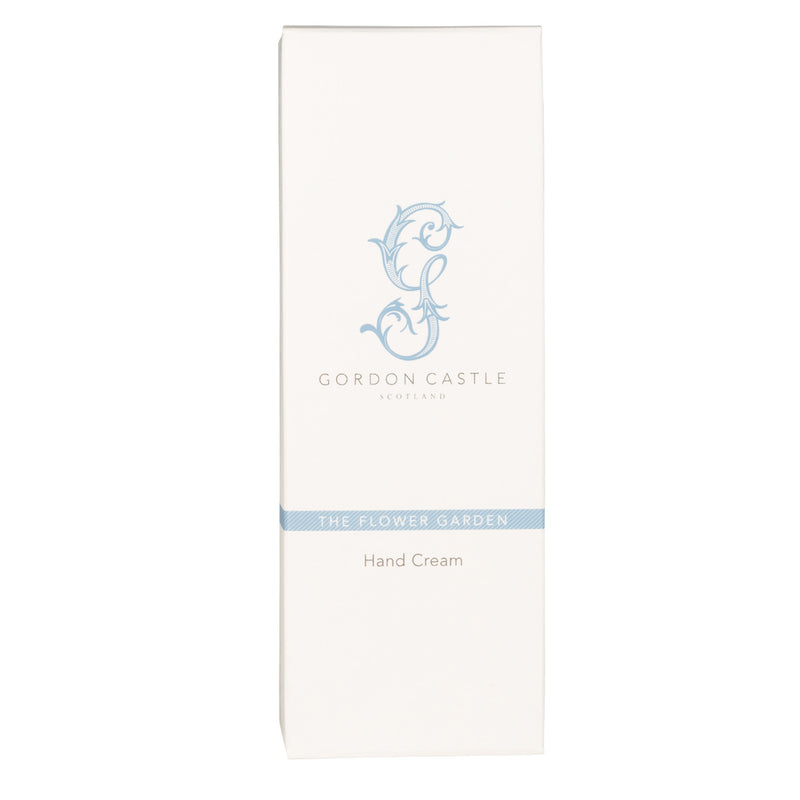 Gordon Castle Scotland The Flower Garden Hand Cream