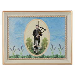 Gordon Castle Scotland Halcyon Days Walled Garden Piper Vanity Tray