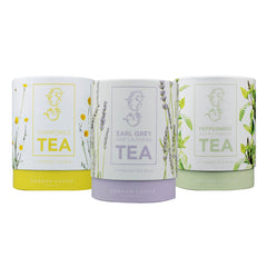 Gordon Castle Scotland Tea Trio Set