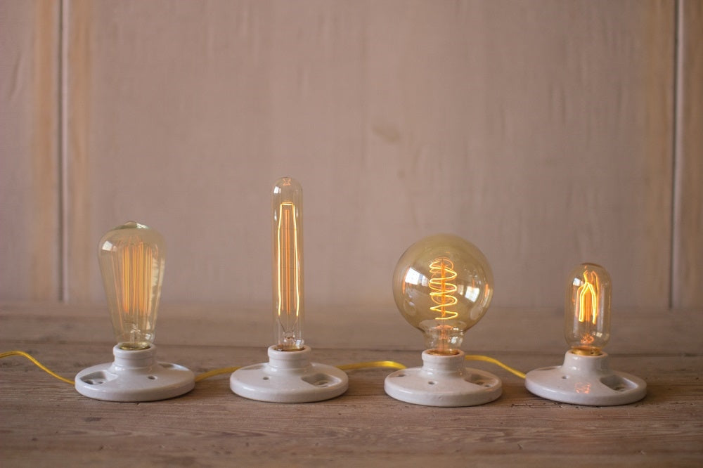 Globe Edison Bulb - Set of 2