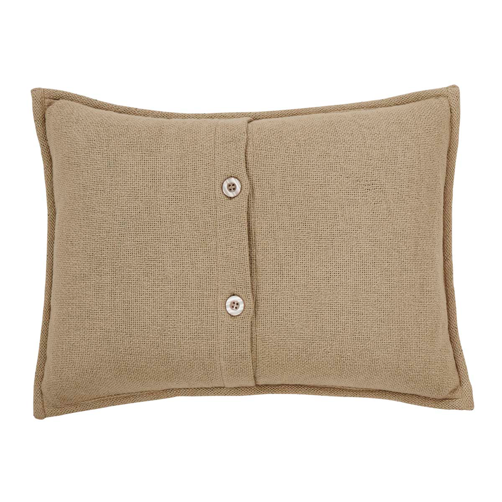 Dawson Star Trophy Head Pillow