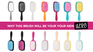 Forget Tangled Hair. This Brush Will Be Your New Hero!