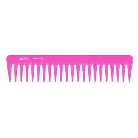 Detangling Wide-Tooth Comb Fuchsia