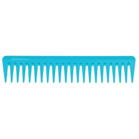 Detangling Wide-Tooth Comb Turquoise