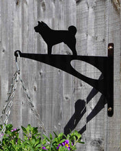Load image into Gallery viewer, Akita Hanging Basket Bracket