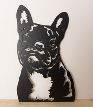 Load image into Gallery viewer, French Bulldog Wall Art / Garden Art