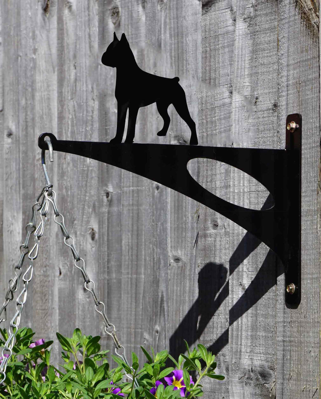 Boxer Hanging Basket Bracket