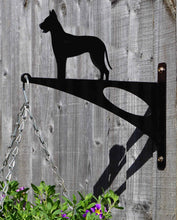 Load image into Gallery viewer, Great Dane Hanging Basket Bracket