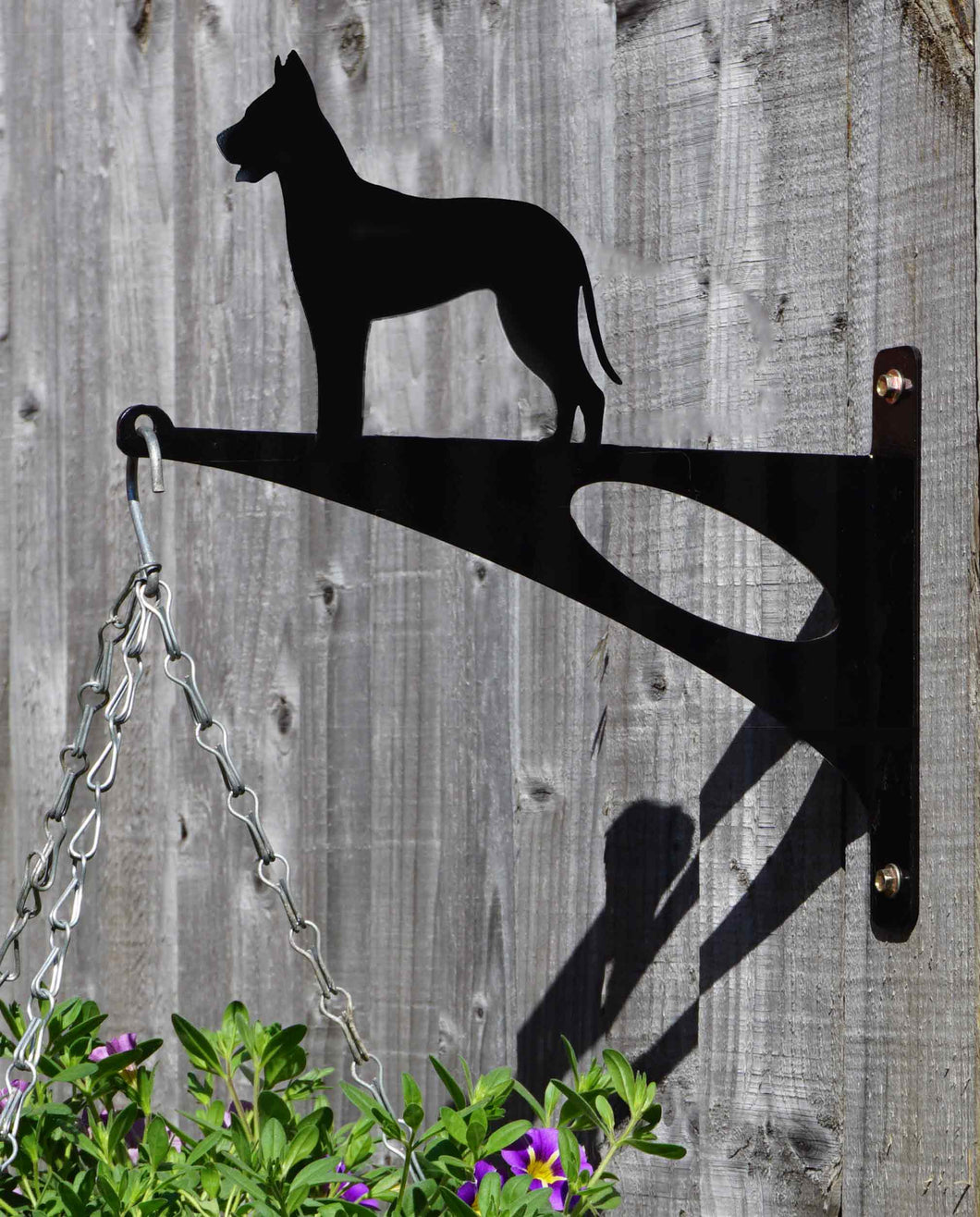 Great Dane Hanging Basket Bracket