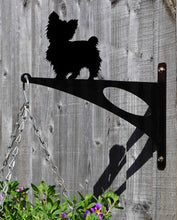 Load image into Gallery viewer, Maltese Terrier Short Haired Hanging Basket Bracket