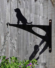 Load image into Gallery viewer, Retriever Hanging Basket Bracket - Unique Metalcraft