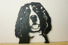 Load image into Gallery viewer, Springer Spaniel Dog Wall Art / Garden Art - Unique Metalcraft