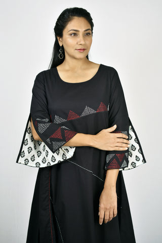 Viraj Panel Dress