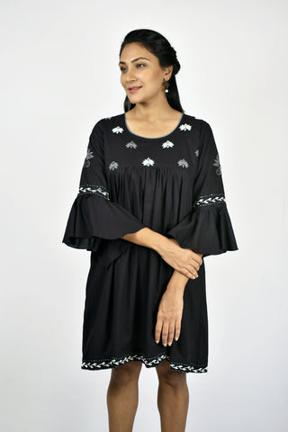 Karigari Jaal Dress
